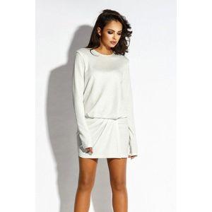 Biele šaty Kessi vyobraziť