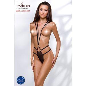 Čierne sexi body Meggy vyobraziť