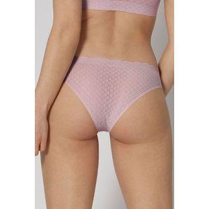 Svetlofialové nohavičky Zero Feel Lace Brazil Panty vyobraziť
