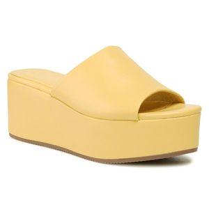 Žlté šľapky Jenna vyobraziť