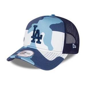 Trucker čapica New Era 9Forty AF Trucker MLB Camo Pack LA Dodgers - UNI vyobraziť