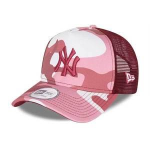 Trucker čapica New Era 9Forty AF Trucker MLB Camo Pack Pink NY Yankees - UNI vyobraziť