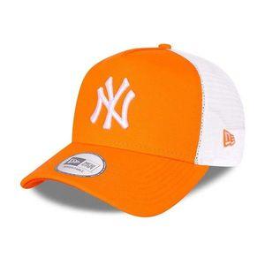 Trucker čapica New Era 9Forty AF Trucker MLB Tonal Mesh NY Yankees Orange - UNI vyobraziť