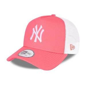 Trucker čapica New Era 9Forty AF Trucker MLB Tonal Mesh NY Yankees Pink - UNI vyobraziť