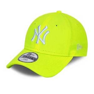 Detská čapica New Era Youth 9FortyK MLB Neon Pack NY Yankees Yellow - Child vyobraziť
