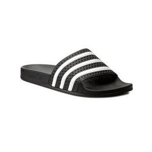 adidas Šľapky adilette 280947 Čierna vyobraziť