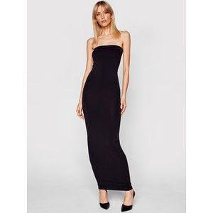 Wolford Večerné šaty Fatal 50706 Čierna Slim Fit vyobraziť