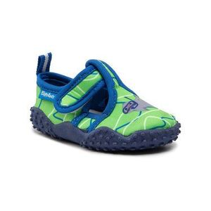 Playshoes Poltopánky 174747 Zelená vyobraziť