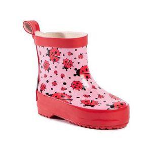 Playshoes Gumáky 180360 Ružová vyobraziť