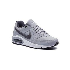 Nike Topánky Air Max Command Leather 749760 012 Sivá vyobraziť