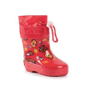 Playshoes Gumáky 180390 Červená vyobraziť