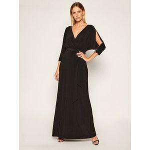 Lauren Ralph Lauren Večerné šaty Long Gown W 253792268002 Čierna Regular Fit vyobraziť