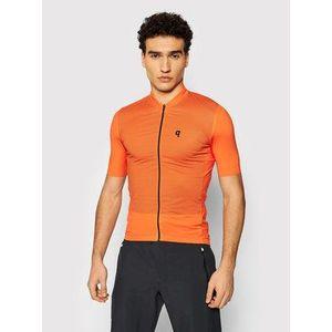 Quest Cyklistické tričko Adventure Oranžová Race Fit vyobraziť