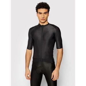 Quest Cyklistické tričko Stone Čierna Slim Fit vyobraziť