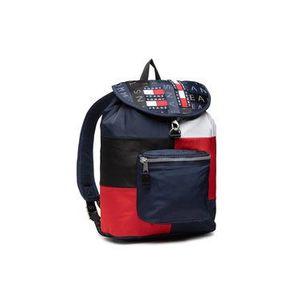 Tommy Jeans Ruksak Tjm Heritage Backpack Corporate AM0AM07512 Tmavomodrá vyobraziť