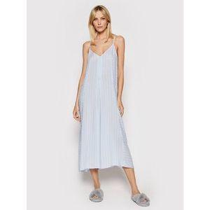DKNY Nočná košeľa YI2022454 Modrá vyobraziť