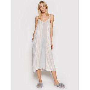 DKNY Nočná košeľa YI2622454 Sivá vyobraziť