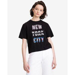 New York City Crop top Tommy Jeans vyobraziť