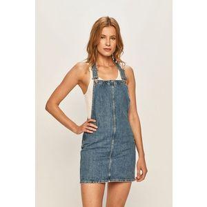 Pepe Jeans - Rifľové šaty Vesta vyobraziť