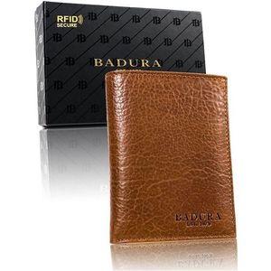 Badura svetlo hnedá peňaženka pre pánov vyobraziť