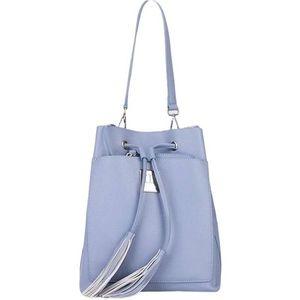 Modrá dámska kabelka vyobraziť