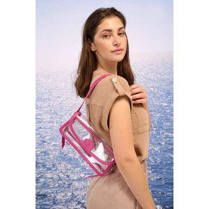 Orsay priesvitná kabelka na rameno vyobraziť