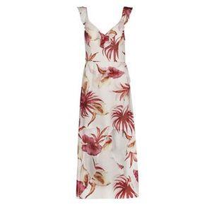 Dlhé šaty Guess CORA DRESS vyobraziť