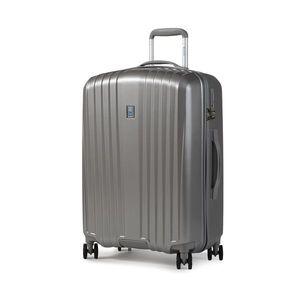 Stredný cestovný kufor. vyobraziť