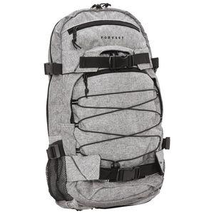 Urban Classics Forvert Melange Louis Backpack grey melange - One Size vyobraziť
