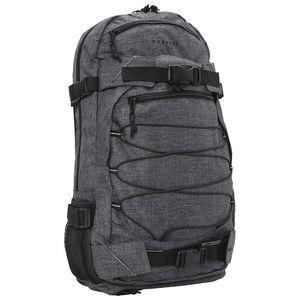 Urban Classics Forvert Melange Laptop Louis Backpack black melange - One Size vyobraziť