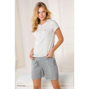 Dámsky domáci komplet Pantalone sivý vyobraziť