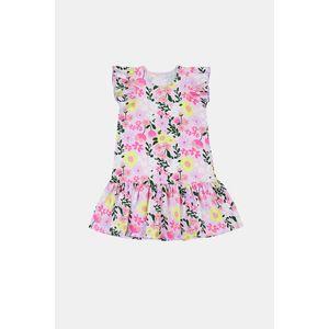 Dievčenské šaty Flowers vyobraziť
