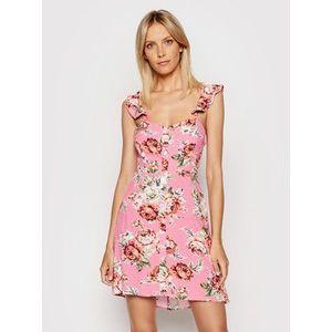 Maaji Letné šaty 1791CSD001 Ružová Relaxed Fit vyobraziť