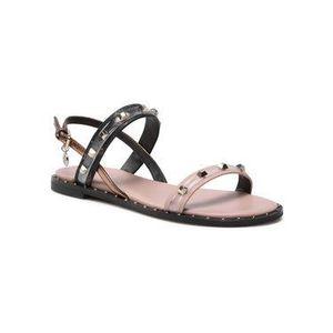 Guess Sandále FL6OFE FAL03 Čierna vyobraziť