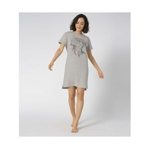 Triumph Nočná košeľa Ndk 10 X 10207555 Sivá vyobraziť