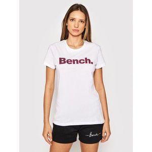 Bench Tričko Leora 117360 Biela Regular Fit vyobraziť