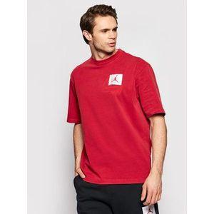 Nike Tričko Jordan Flight CV3357 Červená Standard Fit vyobraziť