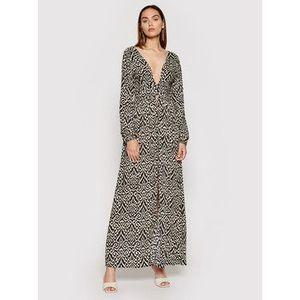 Maaji Plážové šaty 1756CLD600 Čierna Regular Fit vyobraziť
