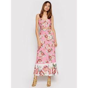 Maaji Letné šaty 1793CLD001 Ružová Regular Fit vyobraziť