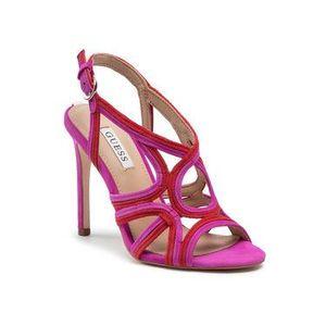 Guess Sandále Fidessa FL6OPA SUE03 Ružová vyobraziť