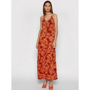 Maaji Letné šaty 1617CLD003 Oranžová Regular Fit vyobraziť