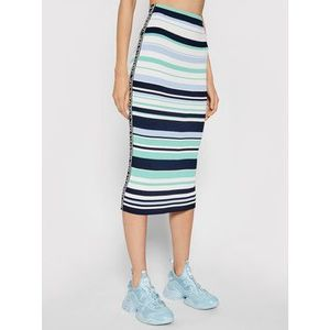 KARL LAGERFELD Puzdrová sukňa 215W2007 Farebná Slim Fit vyobraziť