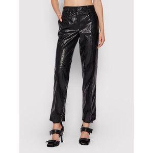 Kožené nohavice TwinSet vyobraziť