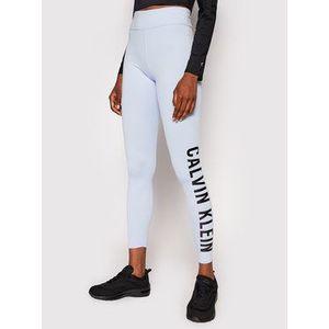 Calvin Klein Performance Legíny Full Lenght 00GWF0L637 Modrá Slim Fit vyobraziť