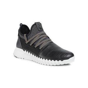 ECCO Sneakersy Zipflex W 80374301001 Čierna vyobraziť