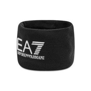 EA7 Emporio Armani Čelenka 274920 1A312 00020 Čierna vyobraziť