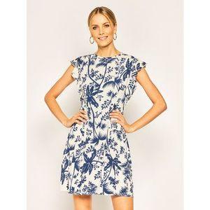 iBlues Letné šaty Cantone 72212602 Biela Regular Fit vyobraziť