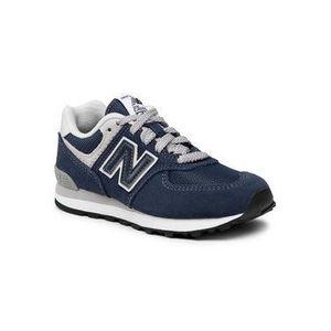 New Balance Sneakersy PC574GV Tmavomodrá vyobraziť
