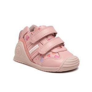 Biomecanics Sneakersy 21210 Ružová vyobraziť