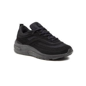 Kappa Sneakersy Squince 242842 Čierna vyobraziť